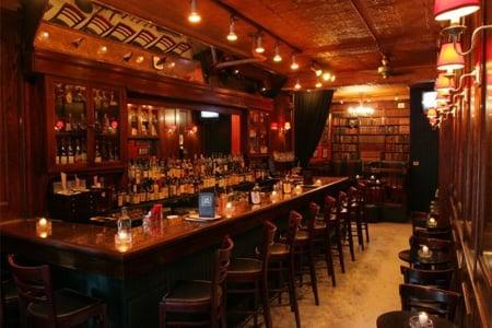 Hudson Bar & Books, New York, NY
