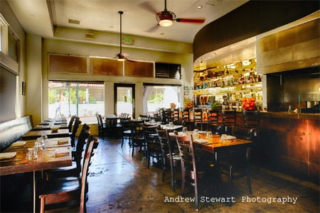 Dining Room at The Hungry Cat, Santa Barbara, CA