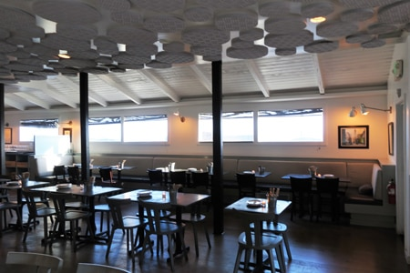 The Santa Monica branch of The Hungry Cat has shuttered