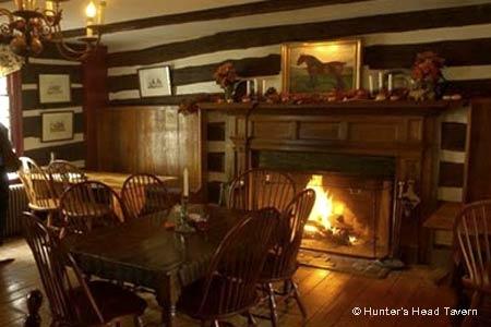 Hunter's Head Tavern, Upperville, VA