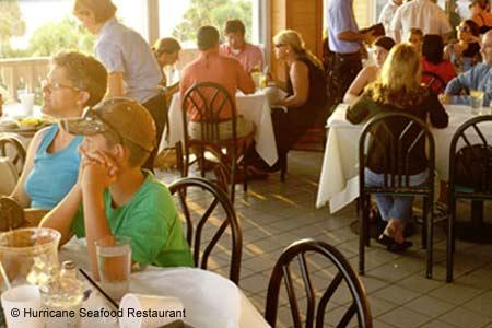 Hurricane Seafood Restaurant, St. Pete Beach, FL