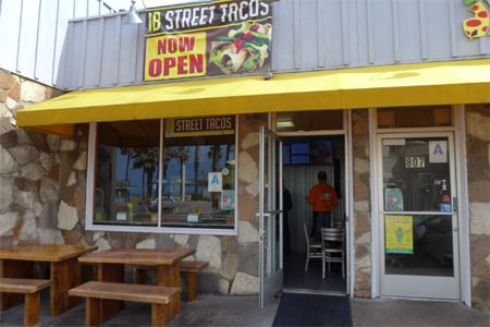 IB Street Tacos, Imperial Beach, CA