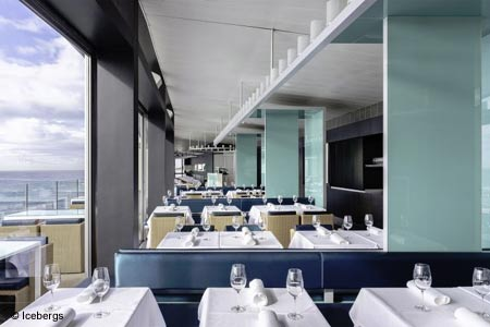 Icebergs Dining Room & Bar, Sydney, australia