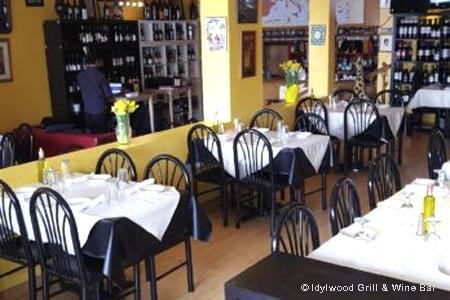 Idylwood Grill & Wine Bar