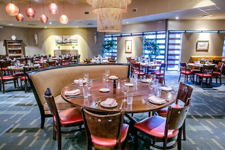 Chef Brandon Keenan has taken the helm at il Giallo Osteria & Bar in Sandy Springs
