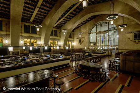 Imperial Western Beer Company, Los Angeles, CA
