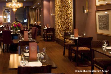 Indeblue Restaurant & Bar, Philadelphia, PA