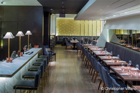 Indian Accent, New York, NY