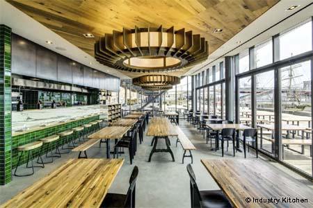 Industry Kitchen Restaurant New York Nyc Ny Reviews Gayot