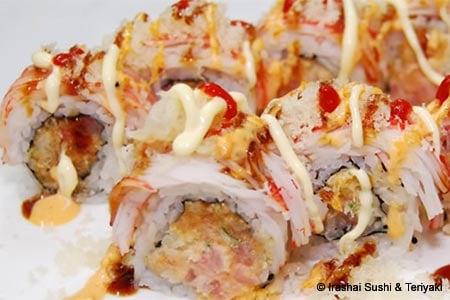 Irashai Sushi & Teriyaki, Boston, MA