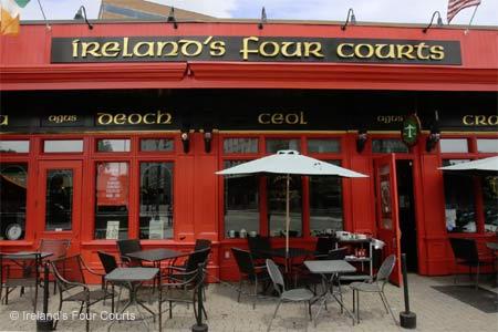Ireland's Four Courts, Arlington, VA