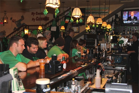The Irish House, New Orleans, LA