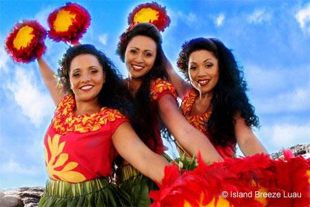 Island Breeze Luau, Kailua Kona, HI