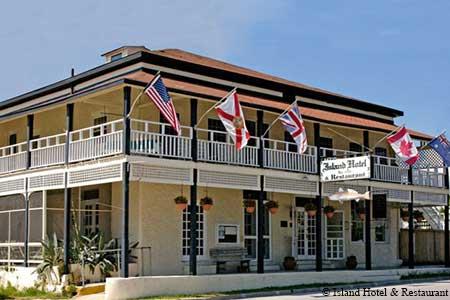 Island Hotel & Restaurant, Cedar Key, FL