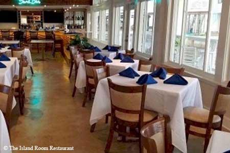 The Island Room, Cedar Key, FL