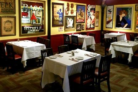 Dining Room at Izzy