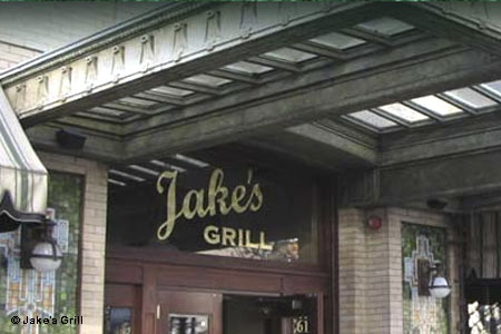 Jake's Grill, Portland, OR