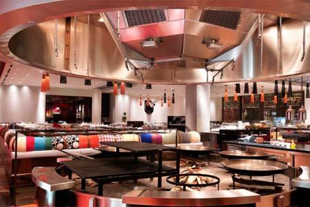 Dining Room at Jaleo, Las Vegas, NV