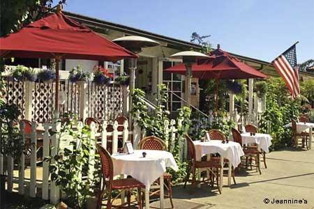 Jeannine's American Bakery & Restaurant, Montecito, CA
