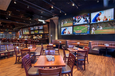 THIS RESTAURANT HAS CHANGED NAMES Jerry Remy's Sports Bar & Grill, Boston, MA