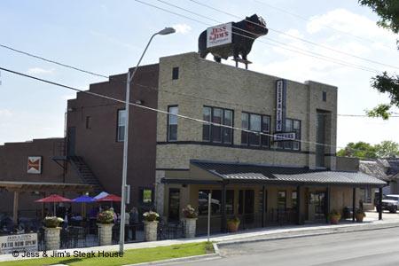 Jess & Jim's Steak House, Martin City, MO