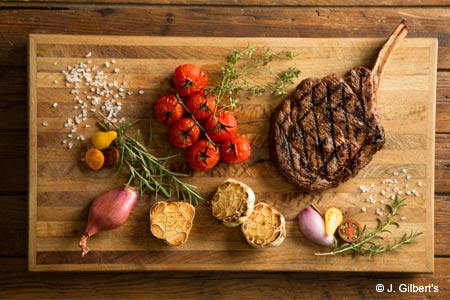 J. Gilbert's Wood-Fired Steaks & Seafood