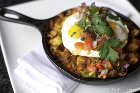 Celebrate Mother's Day with a special brunch at Jo Bar & Rotisserie in Portland, Oregon