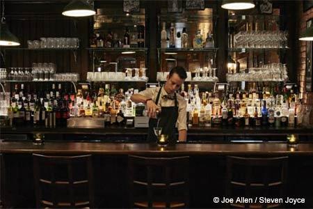 Joe Allen, London, UK
