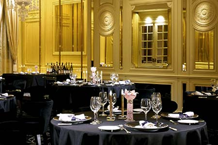 Joel Robuchon Restaurant is one of the highest rated restaurants in Tokyo