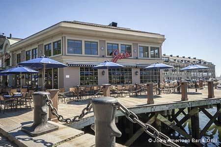 Joe's American Bar & Grill, Boston, MA