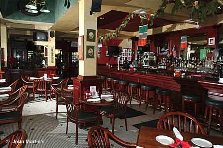 John Martin's, Coral Gables, FL