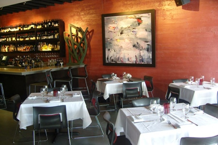 Dining Room at Johnny V, Fort Lauderdale, FL