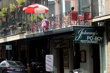 Johnny's Po-Boys