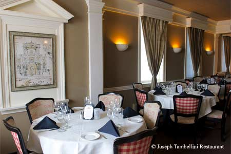 Joseph Tambellini Restaurant, one of GAYOT's Best Romantic Restaurants in Pittsburgh