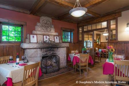 Josephine's Modern American Bistro, Flagstaff, AZ