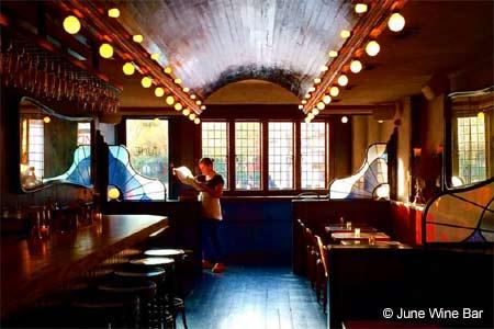 Dining Room at June, Brooklyn, NY