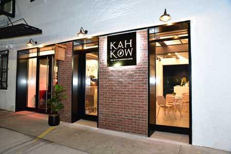 Kahkow, Brooklyn, NY