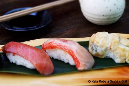 Kata Robata Sushi + Grill