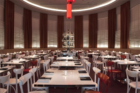 Dining Room at Katsuya by Starck South Beach, Miami Beach, FL