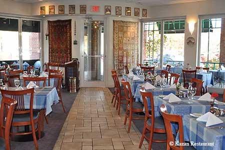 Kazan Restaurant, McLean, VA