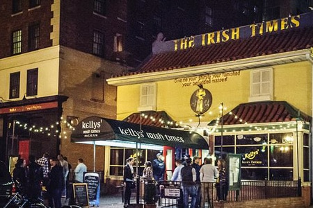Kelly's Irish Times, Washington, DC