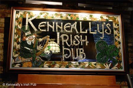 Kenneally's Irish Pub, Houston, TX