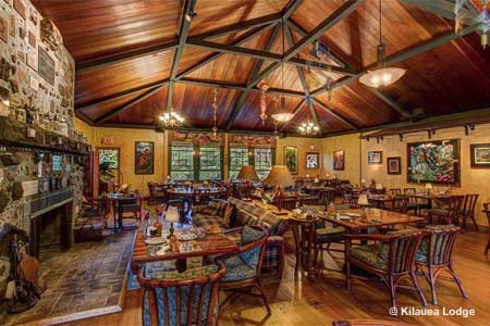Kilauea Lodge & Restaurant
