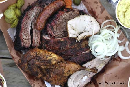 Killen's Texas Barbecue, Pearland, TX