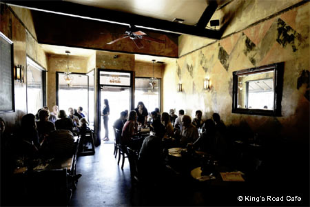 King's Road Cafe, West Hollywood, CA
