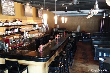Kings Wine Bar, Minneapolis, MN