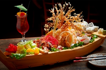 Kohan Japanese Restaurant serves some of the best Japanese food in Chicago