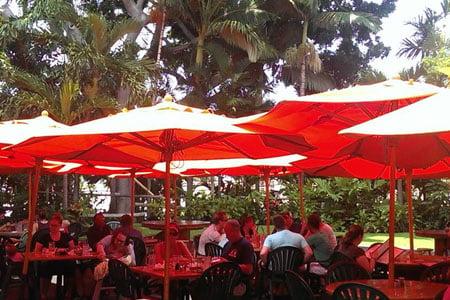 Dining Room at Kona Brewing Company, Kailua Kona, HI