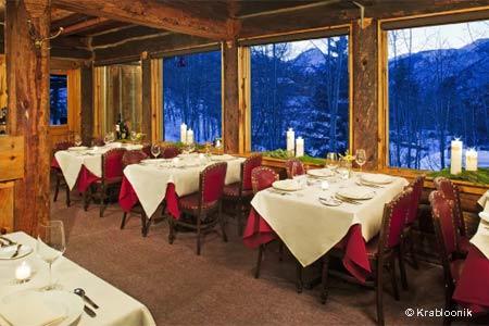 Krabloonik Mountain Dining & Dogsledding, Snowmass Village, CO