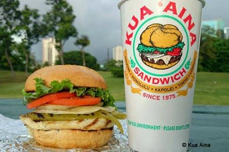 Kua Aina Sandwich, Haleiwa, HI